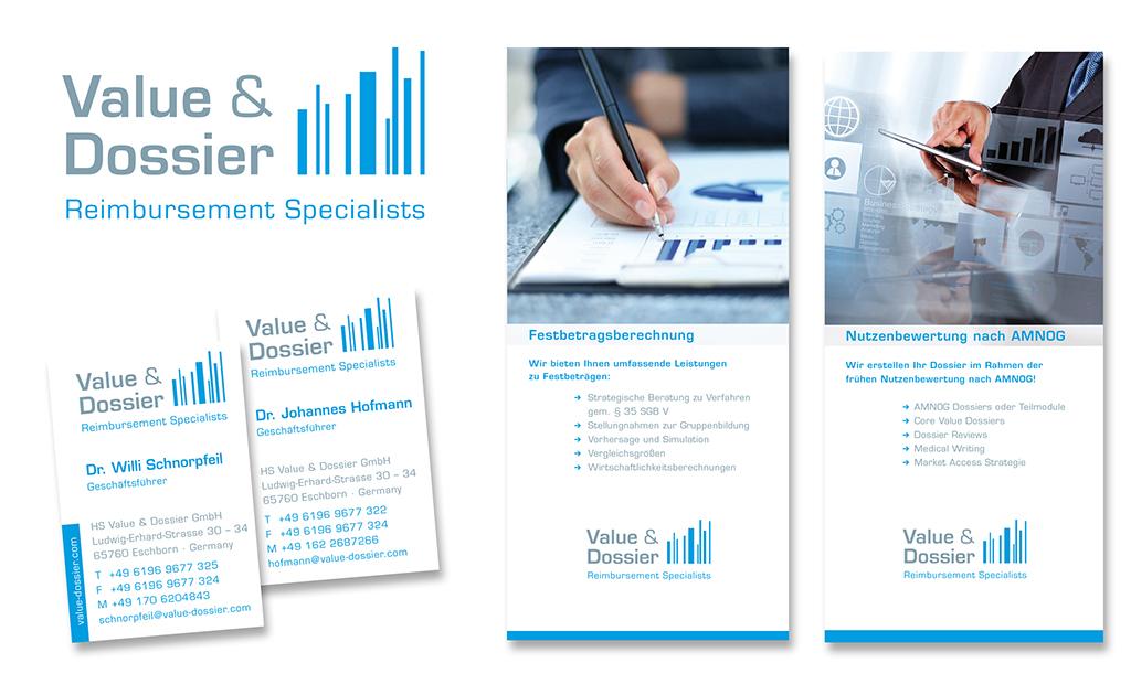 Corporate Design Value & Dossier