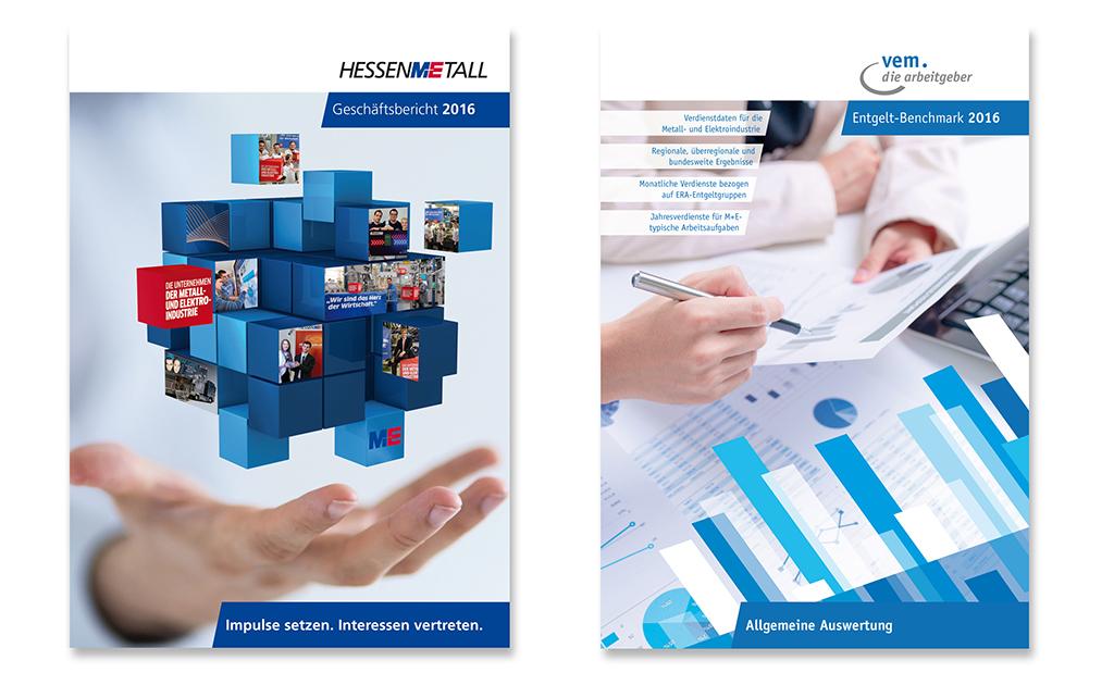 Geschäftsbericht HESSENMETALL 2016