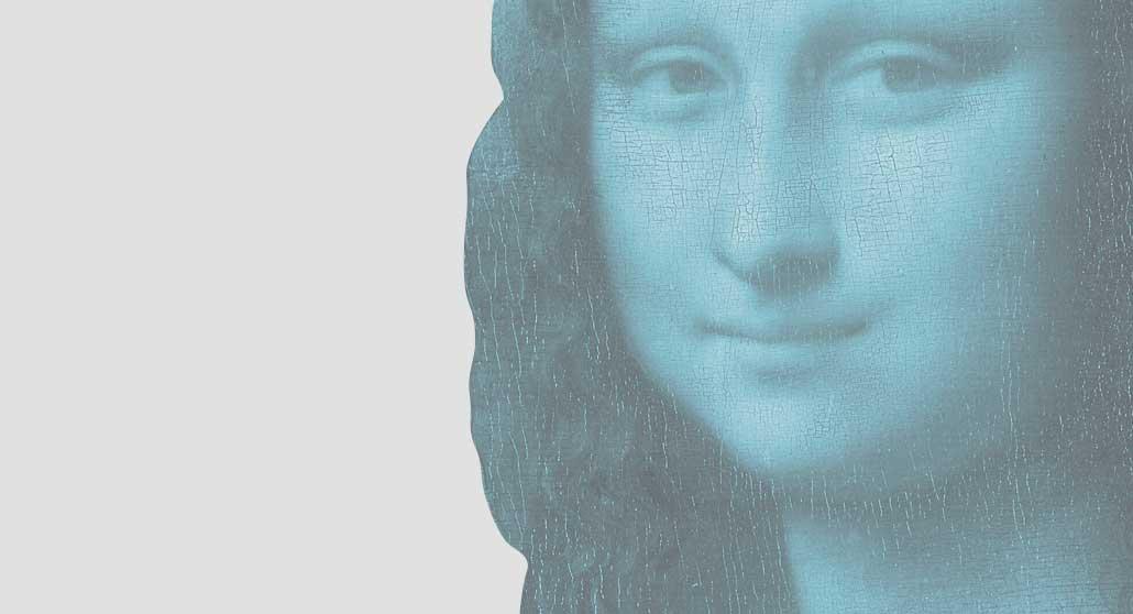 Mona-Lisa -Grafik- und Webdesign