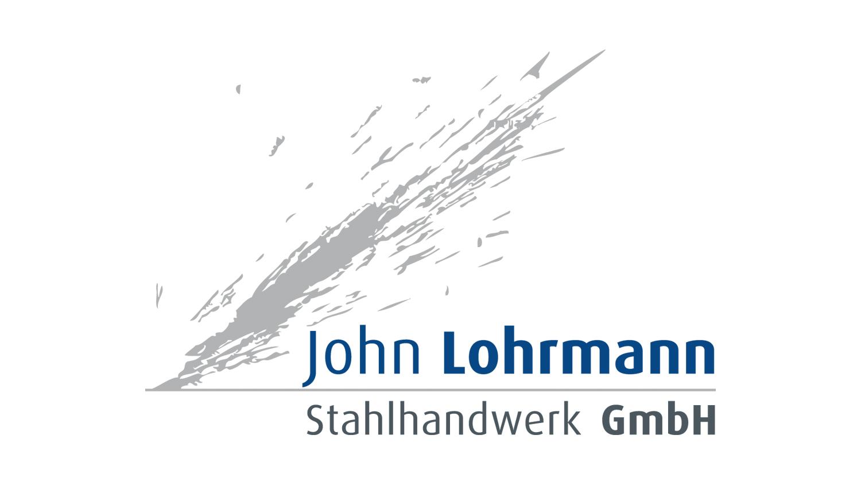 Logodesign John Lohrmann Stahlhandwerk GmbH