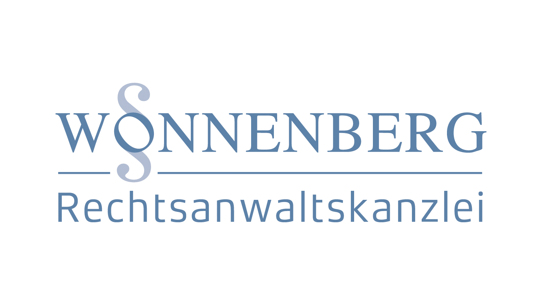 Logodesign Rechtsanwalstkanzlei Wonnenberg_XXL