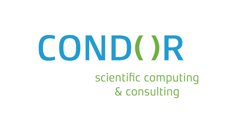 Logodesign CONDOR scientific computing & consulting
