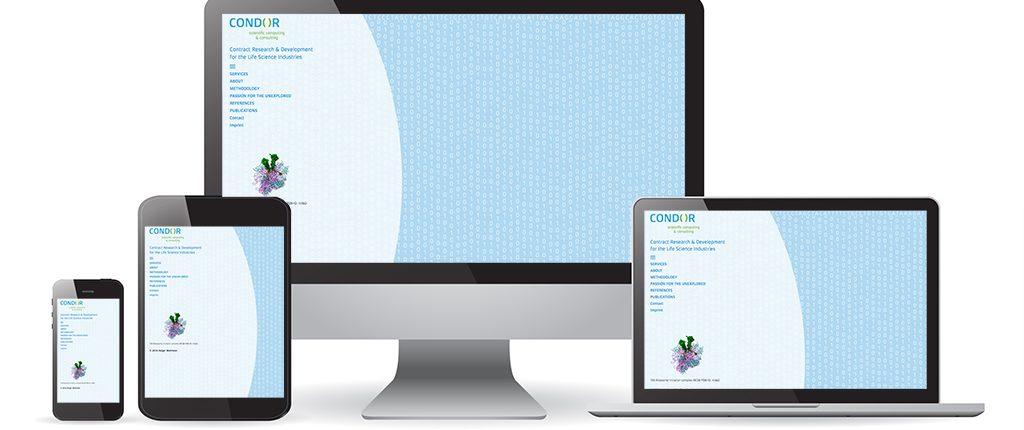 Webdesign COND( )R