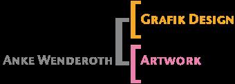 Grafik und Webdesign in Frankfurt und Rhein Main | Anke Wenderoth